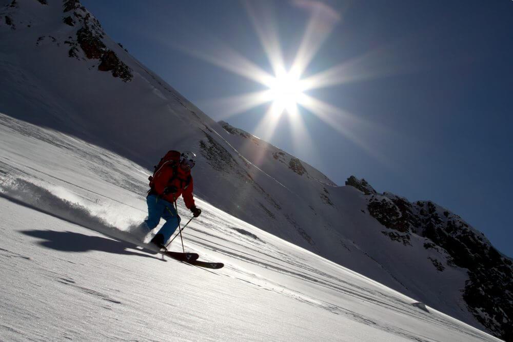 Skitagesfahrt Wilder-Kaiser mit Berr-Reisen