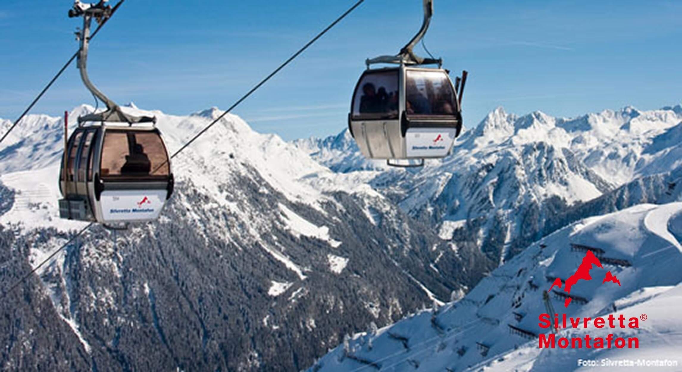 Ski-Snowboard-Tagesfahrt Montafon (Skitours)