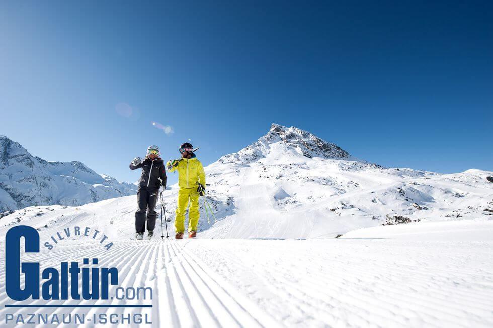 Ski-Tagesfahrt Galtür (Schneebeben)