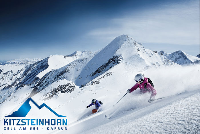 Tagesskifahrt Kitzsteinhorn mit Schneebeben.de